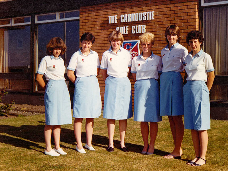 England School Girls Team 1983