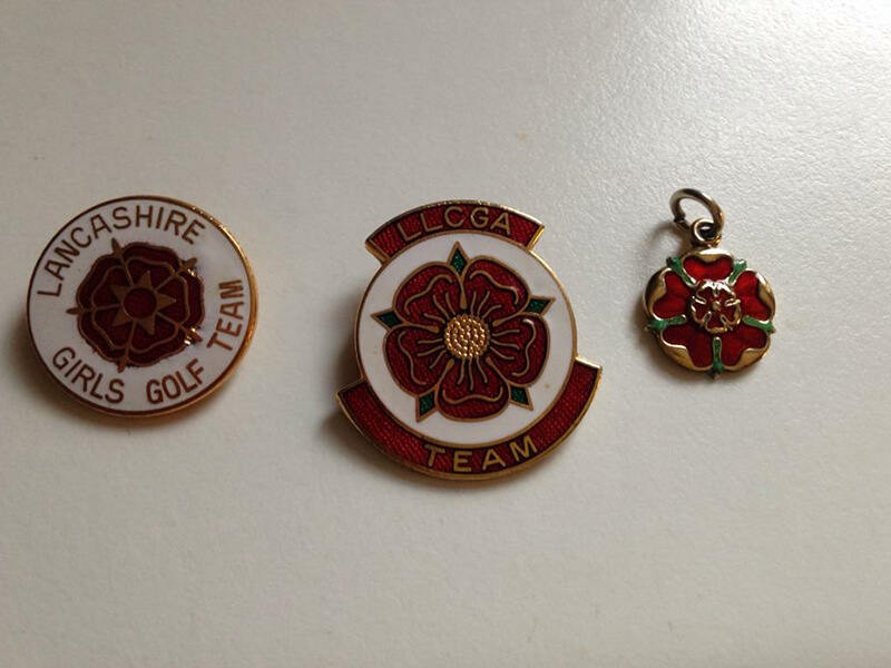 County Badges and County Champion Medal